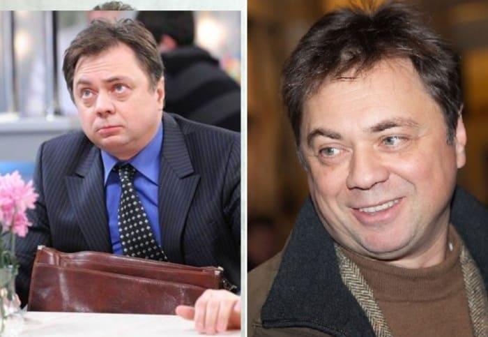 Главную роль в сериале исполнил Андрей Леонов, сын знаменитого актера Евгения Леонова.