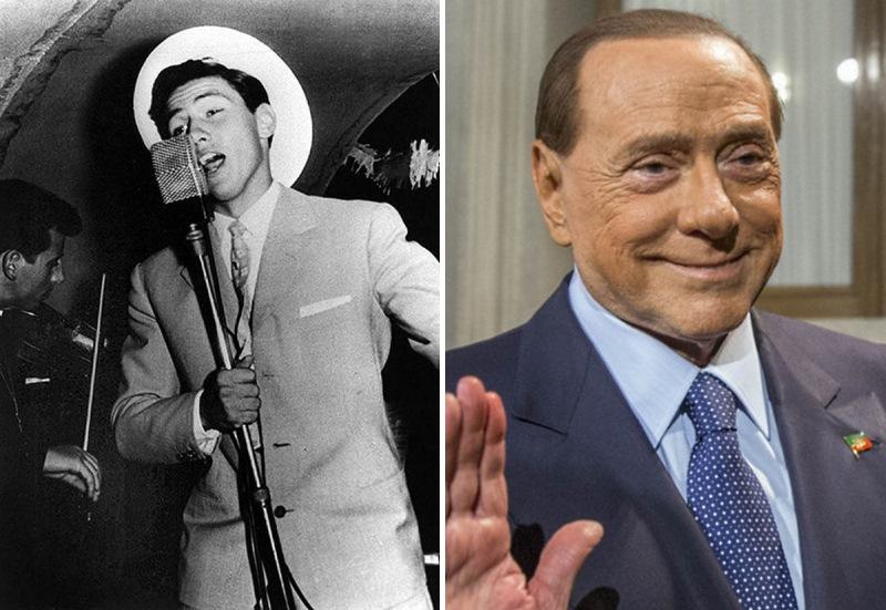 Сильвио Берлускони. Политики в молодости: вот как они выглядели (фото)