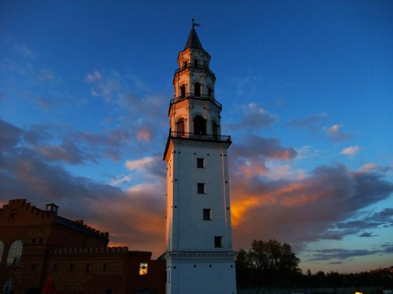 Невьянская башня, Невьянск интересное, мистика, россия