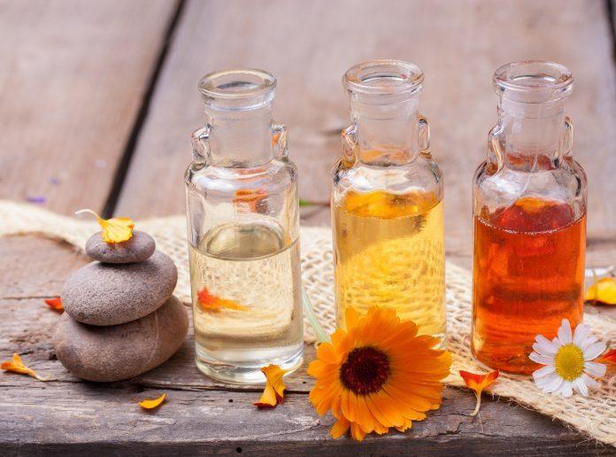 Эфирные масла, котрые помогут вам в борьбе с лишним весом