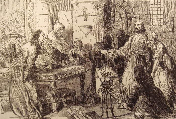 Любопытные факты о загадочном ордене тамплиеров