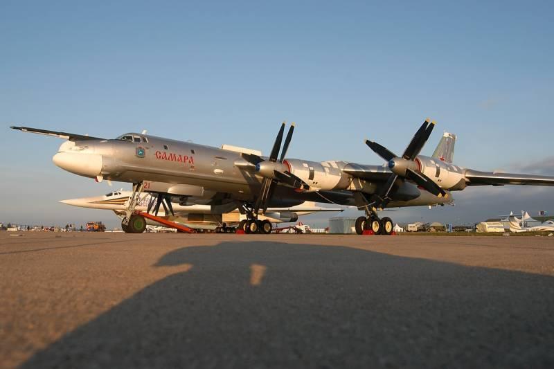 Ту-95 «Медведь»: 66 лет в небе