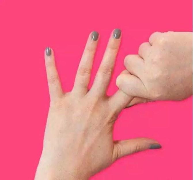 Указательный палец: разочарование и мышечные боли палец, факты