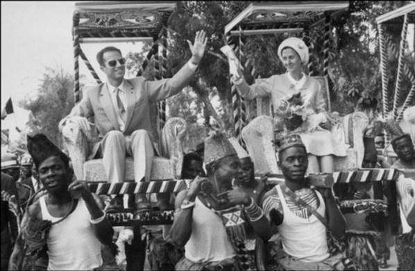 1955, Конго интересно, история, фото