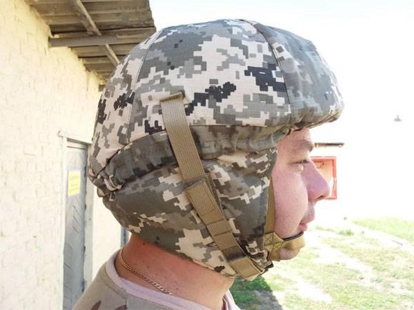 Какие шлемы для тестирования переданы украинским военнослужащим?
