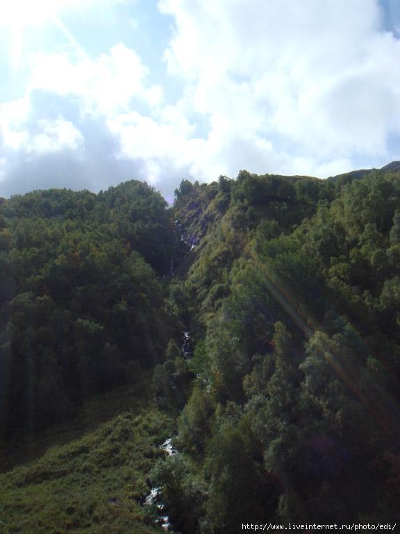 საქართველოს ბუნება: ამაყი მთების სიძლიერე და მშვენიერება