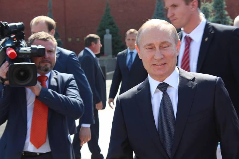 Реальная новая оппозиция против вечного Путина