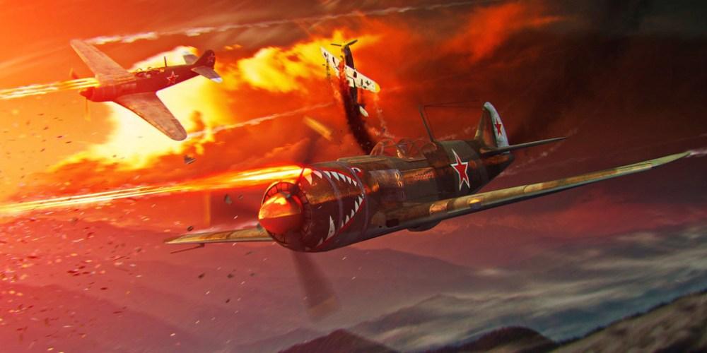 Ла-7. Один из лучших истребителей Второй Мировой...