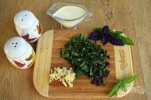 Холодный суп из кабачковой икры - фото шаг 2