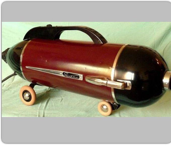7. Дизайну советского пылесоса «Ракета» до сих пор можно позавидовать: на «Ракете» так и хочется улететь в космос вещи, ссср