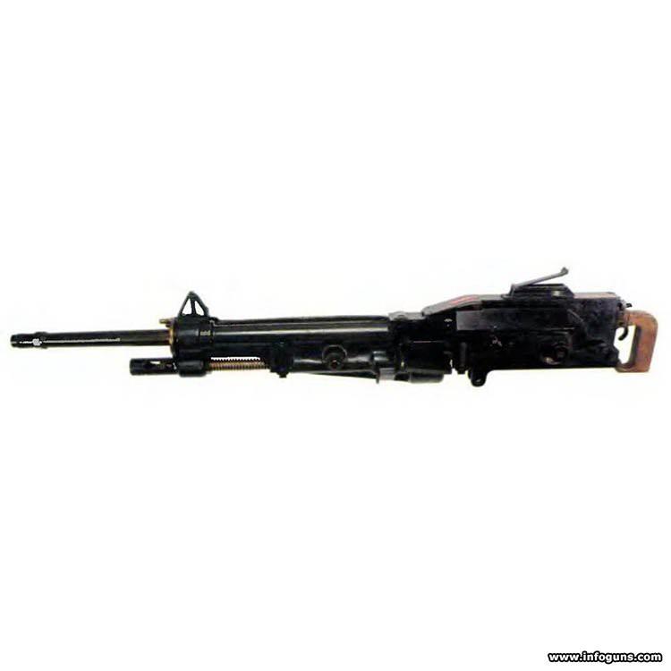 Пулеметы Первой Мировой войны война, история, первая мировая, пулемет