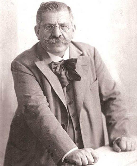 Гея-эмансипатор Мангус Хиршфельд.