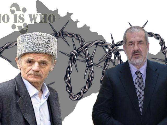 Страна 404. Спасите блокираторов от гнева крымчан!
