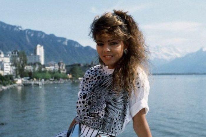 Звезда 1980-х гг. Сандра | Фото: 24smi.org