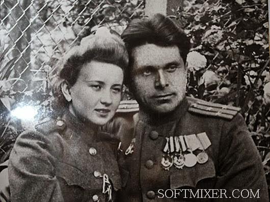 Schelokov-wife