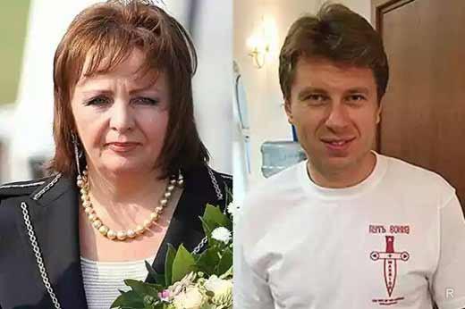 Людмила Путина: и ее новый муж. Фото