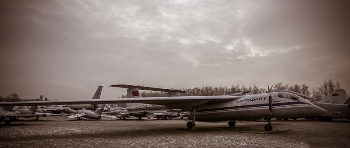 Самолёт Мясищева - дальность полёта 12 тыс. км