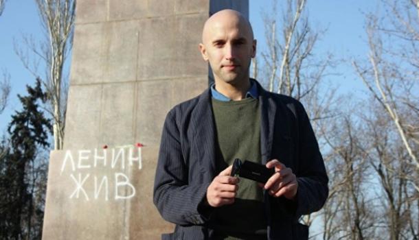 Грэм Филлипс отпущен на свободу в Лондоне | Продолжение проекта «Русская Весна»