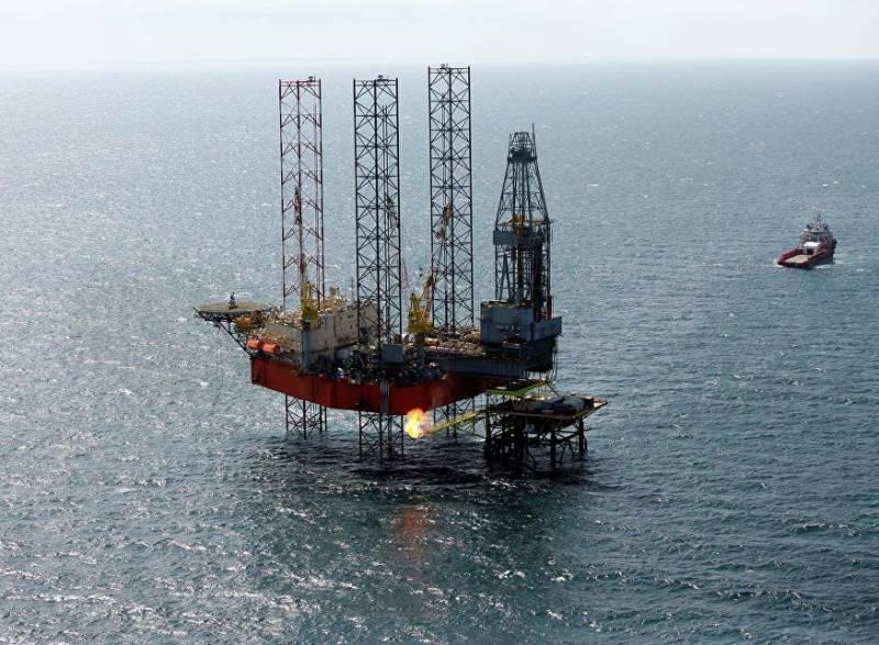 Снова зрада. На шельфе Крыма могут находиться крупные месторождения газа