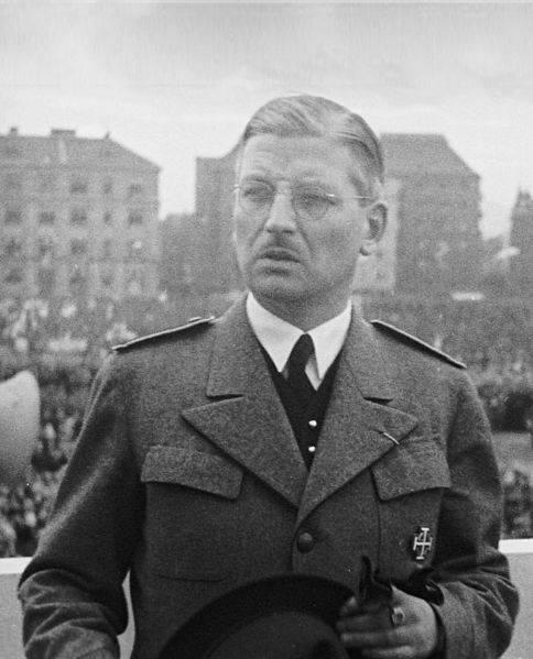 Как Англия подарила Гитлеру Австрию