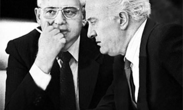 Шеварднадзе и его роль в судьбе советской страны