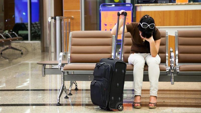 Одна женщина рассталась с мужем Любовь, аэропорт, жизнь, истории