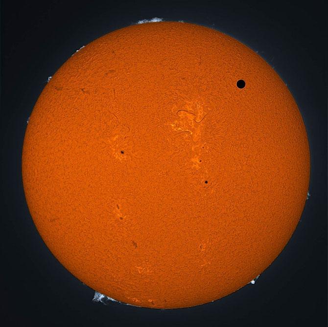 Загадочный космос июня 2012