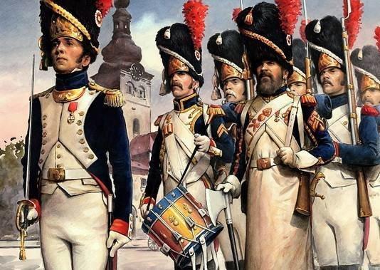 Наполеоновская гвардия