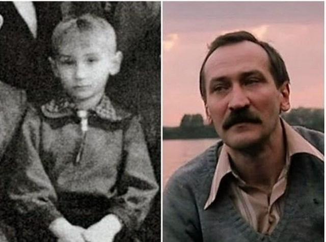 Как выглядели любимые актеры СССР в детстве и юности