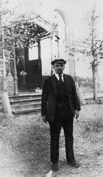 Владимир Ленин. Обычный человек