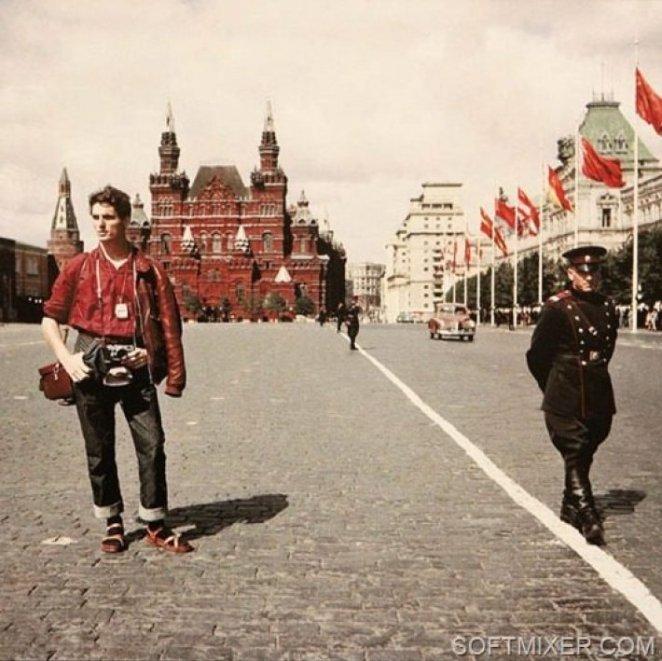 Джинсы в СССР - стоили очень дорого в советские времена