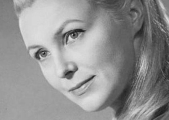 Латвийская актриса театра и кино, народная артистка СССР Вия Артмане