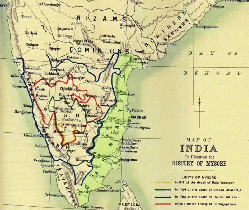 Невероятные приключения европейцев в Индии