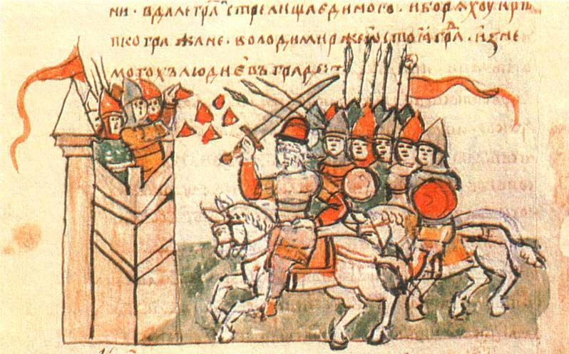 Киевская Русь - новая страница русской истории.