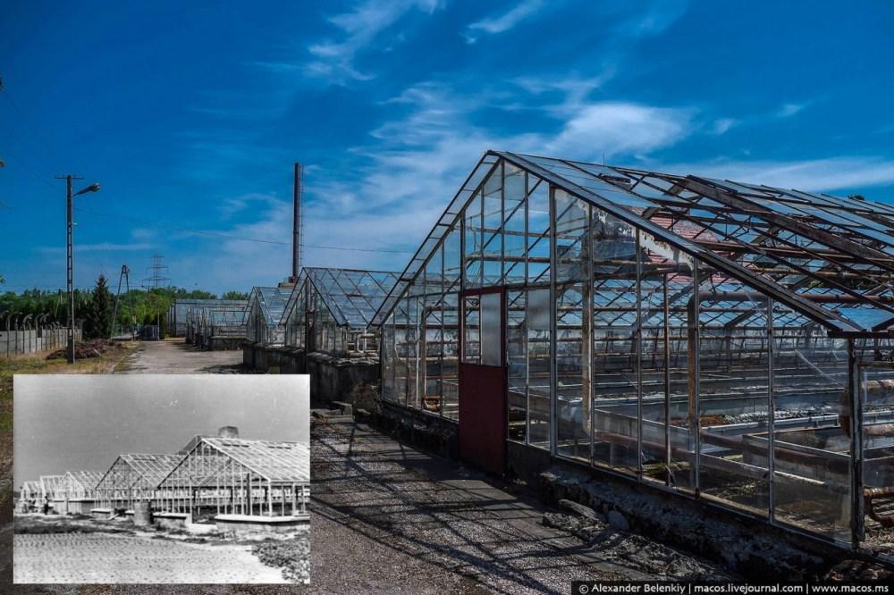 Реновация Освенцима: кто и как живёт в бывших бараках лагеря смерти