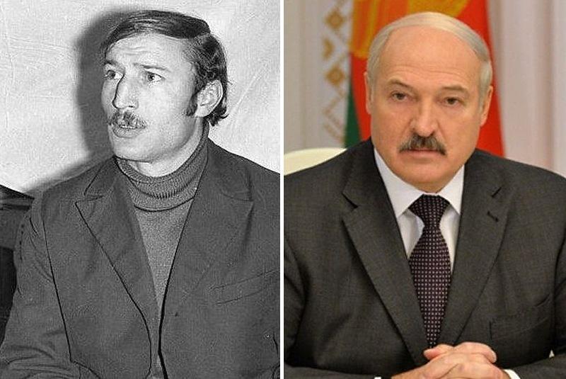 Александр Лукашенко. Политики в молодости: вот как они выглядели (фото)
