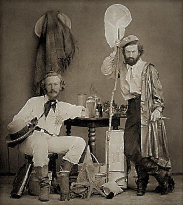 В первой экспедиции Миклухо-Маклай изучал морских губок. Николай Николаевич Миклухо-Маклай, день рождения, чтобы помнили
