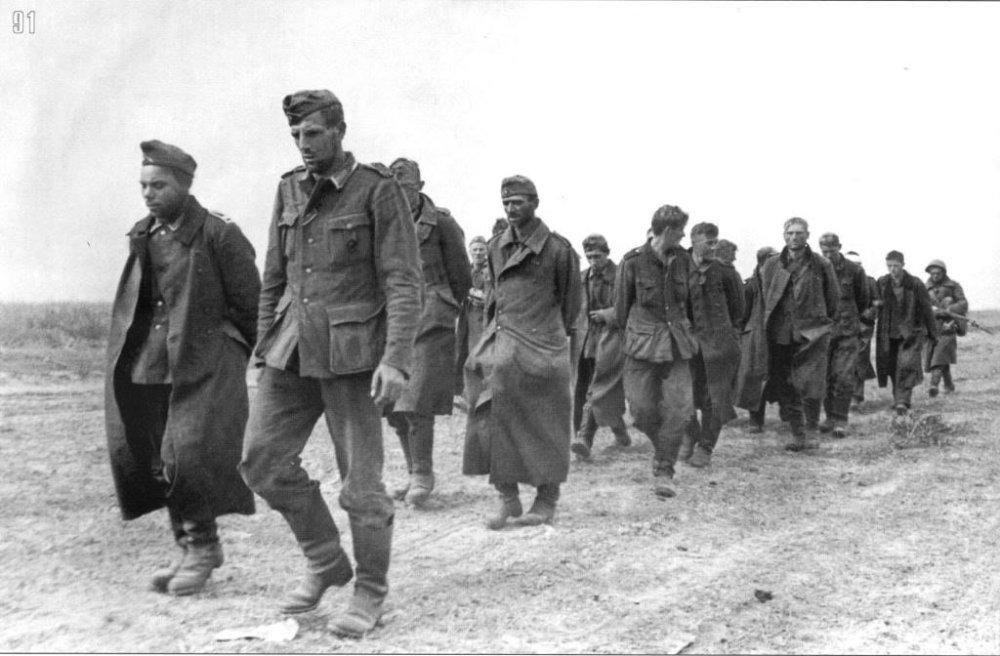 Воспоминания пехотинца Вермахта: спасайся, как можешь!