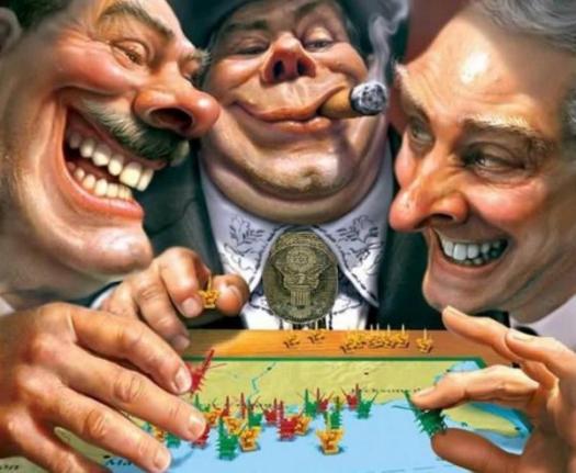 Михаил Хазин. Так что же Путин пообещал Ельцину – или доколе олигархи будут иметь нас?
