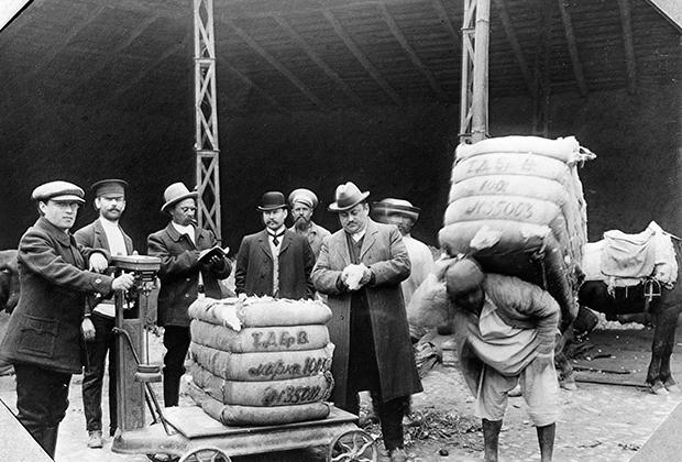 Восстание 1916 года было вызвано попыткой призыва на тыловые работы