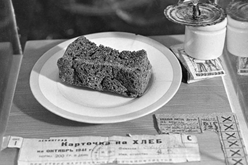 Голод в Ленинграде 22 июня, Великая Отечественная Война, день памяти и скорби