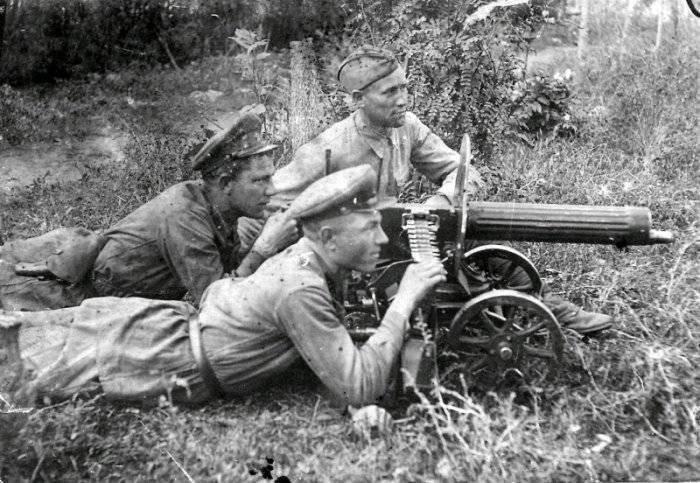 Начало войны НКВД, СССР, война, немцы, оборона, пограничники