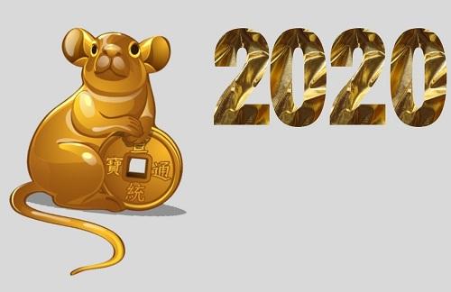 2020 год - год Белой Металлической Крысы: характеристика и особенности