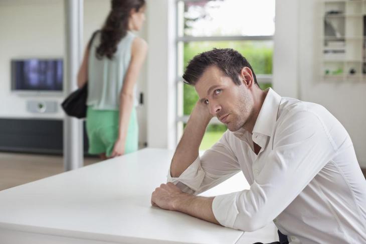 Когда жена уходит к другому