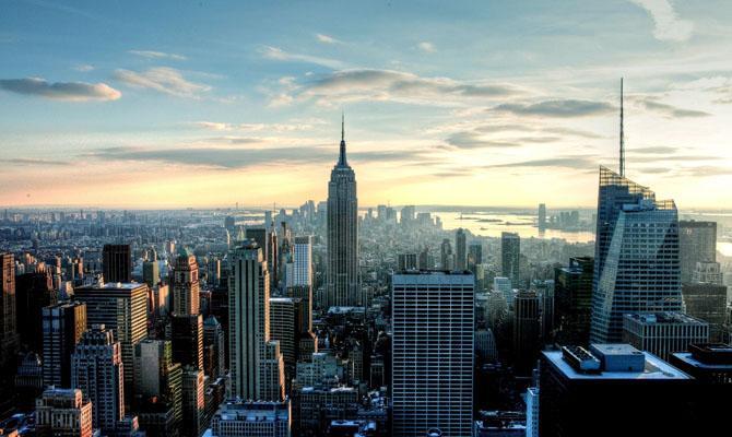 Нью-Йорк, Самый большой город в мире