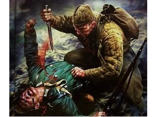 Невероятные качества русских солдат: «Никогда не воюйте с русскими...»