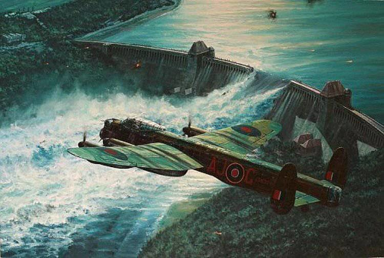 Ночь героев или Затопить Германию Затопить, германия, самолет