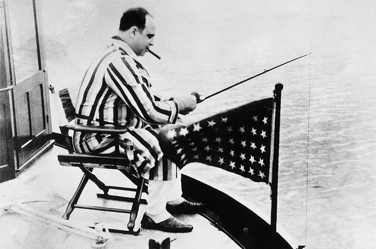 Аль Капоне: легендарный гангстер XX века