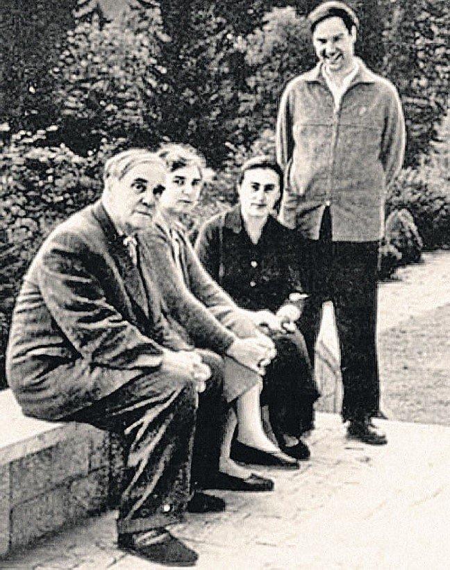 Научная семья. Сергей Петрович Капица, день в истории, день рождения, чтобы помнили