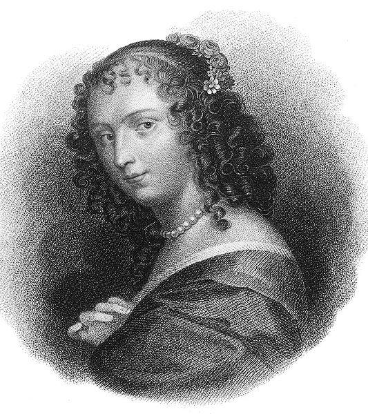 Нинон де Ланкло, полное имя Анна де л'Анкло (франц. Ninon de Lanklo)